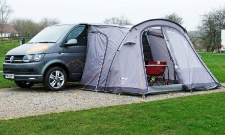 Best Campervan Drive Away Awning
