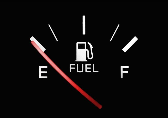 VW T5 fuel use with larger alloys