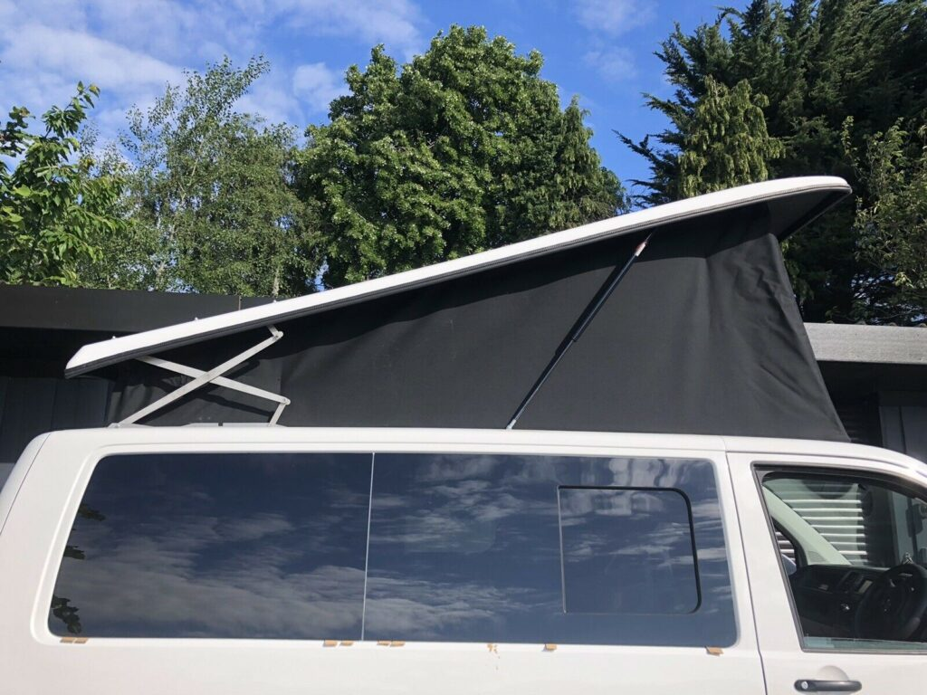 how to supply and fit roof campervan pop top conversion