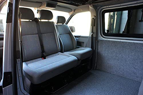 Convert a Transporter into a swivel seated camper