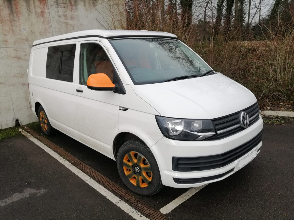 do older vw t6 transporters hold their value