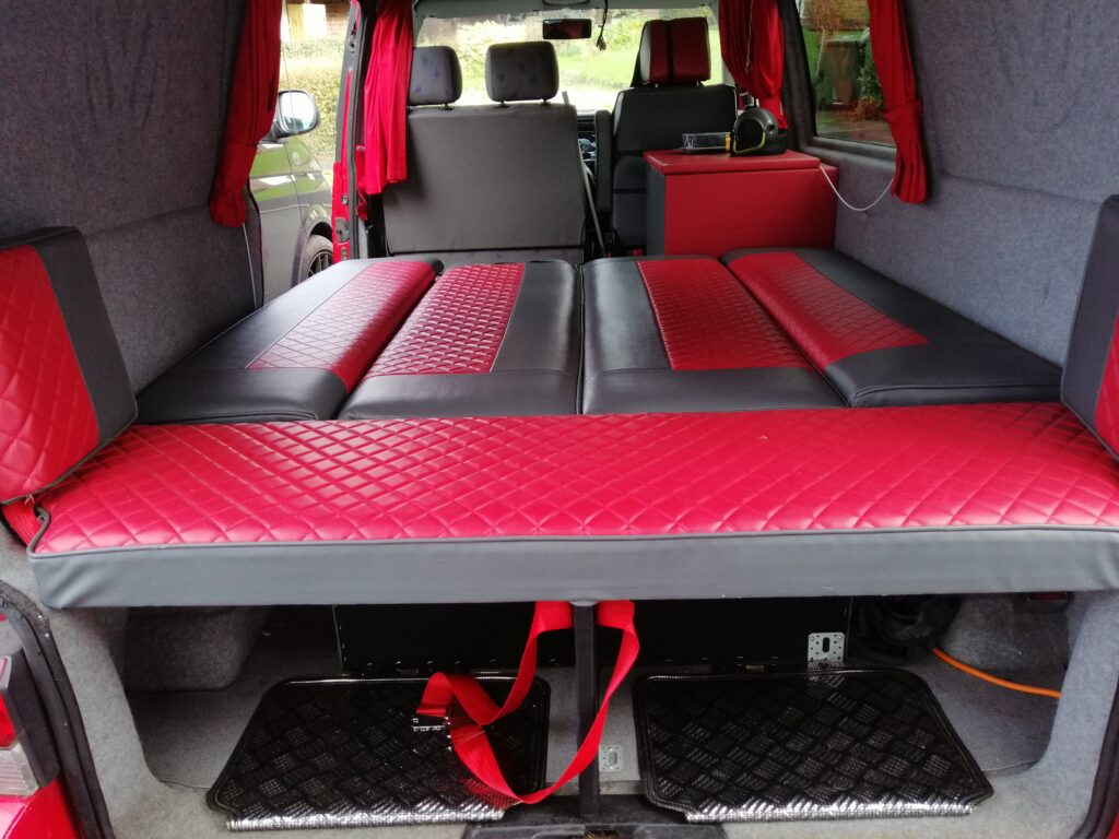 VW T4 Transporter going up in value